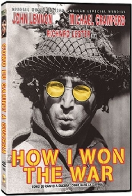 COMO EU GANHEI A GUERRA / HOW I WON THE WAR / Richard Lester, Michael Crawford, John Lennon / The Beatles