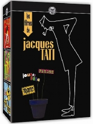 COLEÇÃO JACQUES TATI COLLECTION VOL 2