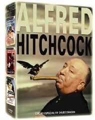 COLEÇÃO ALFRED HITCHCOCK COLLECTION / BOX 02