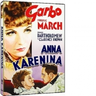 ANNA KARENINA / GRETA GARBO / Clarence Brown, Fredric March, Basil Rathbone, Maureen O Sullivan