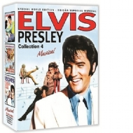 COLEÇÃO ELVIS PRESLEY VOL.4 / COLLECTION ELVIS PRESLEY VOL.4