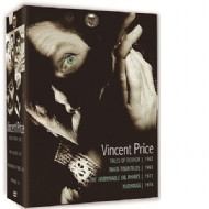 COLLECTION  VINCENT PRICE VOL. I / COLEÇÃO  VINCENT PRICE VOL. I