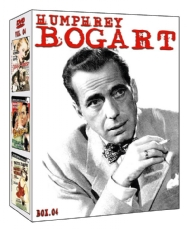 COLEÇÃO HUMPHREY BOGART VOL 4 / HUMPHREY BOGART COLLECTION BOX 4 (3 DVDs)