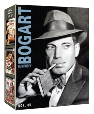 COLEÇÃO HUMPHREY BOGART VOL 5 / HUMPHREY BOGART COLLECTION BOX 5 (3 DVDs)