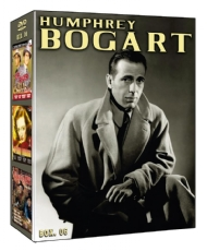 COLEÇÃO HUMPHREY BOGART VOL 6 / HUMPHREY BOGART COLLECTION BOX 6 (3 DVDs)