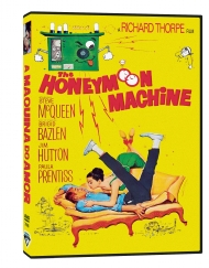 A MÁQUINA DO AMOR / THE HONEY MOON MACHINE / STEVE MCQUEEN