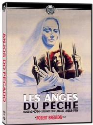 ANJOS DO PECADO / LOS ÁNGELES DEL PECADO / ANGELS OF SIN / LES ANGES DU PÉCHÉ - ROBERT BRESSON