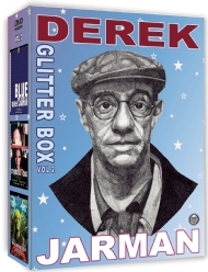 COLEÇÃO GLITTER BOX DEREK JARMAN VOL 2 / BLUE / CREPÚSCULO DO CAOS / WAR REQUIEN