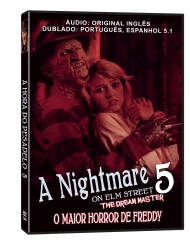 A HORA DO PESADELO 5: O MAIOR HORROR DE FREDDY - PESADILLA EN ELM STREET 5:  EL NIÑO DE LOS SUEÑOS - A NIGHTMARE ON ELM STREET: THE DREAM CHILD â 1989 / EUA
