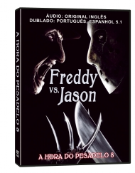 A HORA DO PESADELO 8 - FREDDY VS. JASON - FREDDY CONTRA JASON - 2003 / EUA / CAN / ITA