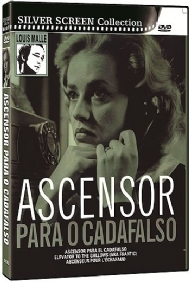 ASCENSOR PARA O CADAFALSO / ELEVATOR TO THE GALLOWS / ASCENSEUR POUR L ECHAFAUD /1958 / FRA / LOUIS MALLE
