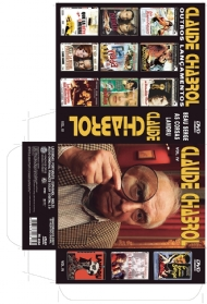 CLAUDE CHABROL VOL IV / CLAUDE CHABROL  VOL 4 / CLAUDE CHABROL COLLECTION BOX 4 / PK 5404