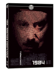 1984 - NINETEEN EIGHTY-FOUR / MIL NOVECENTOS E OITENTA E QUATRO / 1984 / UK / GEORGE ORWELL