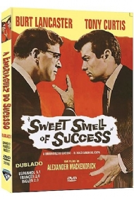 A EMBRIAGUÊS DO SUCESSO / SWEET SMELL OF SUCESS / 1957 / BURT LANCASTER / TONY CURTIS