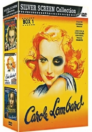 COLEÇÃO CAROLE LOMBARD VOL. I / COLLECTION CAROLE LOMBARD VOL. 1