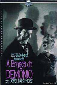 A BONECA DO DEMÔNIO / THE DEVIL-DOLL / Tod Browning, Lionel Barrymore, Maureen O Sullivan, Frank Lawton