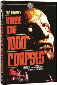 A CASA DOS 1000 CORPOS / HOUSE OF 1000 CORPSES / Rob Zombie, Chad Bannon, Sid Haig, William Bassett, Karen Black