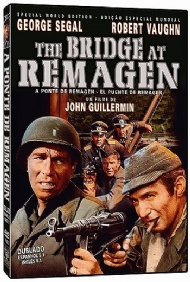 A PONTE DE REMAGEN / THE BRIDGE AT REMAGEN / John Guillermin, George Segal, Robert Vaughn, Ben Gazzara, Bradford Dillman