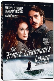 A MULHER DO TENENTE FRANCÊS / THE FRENCH LIEUTENANT`S WOMAN / Karel Reisz, Meryl Streep, Jeremy Irons, Hilton McRae