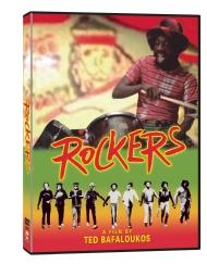 ROCKERS / 1978 / JAM, Ted Bafaloukos, Leroy Wallace, Richard Hall, Monica Craig, Marjorie Norman, Jacob Miller, CINEMA JAMAICANO