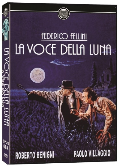 A VOZ DA LUA / LA VOZ DE LA LUNA / THE VOICE OF THE MOON / LA VOCE DELLA LUNA / FEDERICO FELLINI