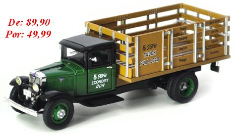 Miniatura 1934 Ford BB-157 Stake Bed Truck 1/43