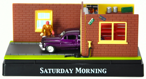 Saturday Morning Escala 1/64