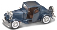 1932 FORD 3 WINDOW COUPE ESCALA 1/18