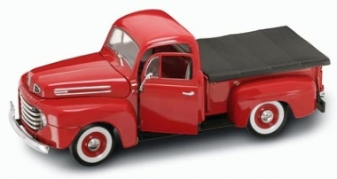 1948 FORD F1 PICKUP ESCALA 1/18