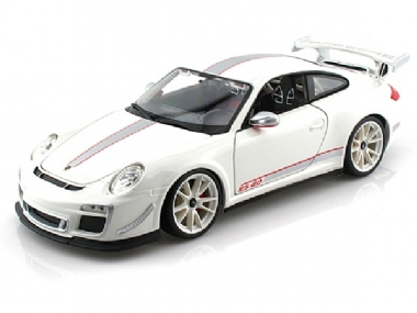 PORSCHE GT3 RS 4.0 ESCALA 1/18