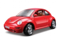 VOLKSWAGEN NEW BEETLE ESCALA 1/24