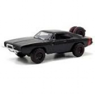 DOM´S DODGE CHARGER R/T  JADA 1/32