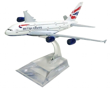 AVIÃO COMERCIAL BRITISH AIRWAYS