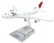 AVIÃO COMERCIAL JAL JAPAN AIRLINES