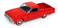 1960 FORD RANCHERO ESCALA 1/24 MOTOR MAX