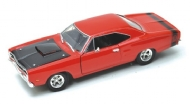1969 DODGE CORONET SUPER BEE ESCALA 1/24 MOTOR MAX