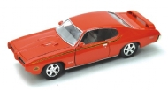1969 PONTIAC GTO JUDGE ESCALA 1/24 MOTOR MAX