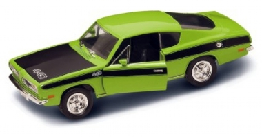 1969 PLYMOUTH BARRACUDA 1/18 YAT MING