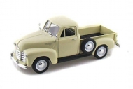 1953 CHEVROLET 3100 PICKUP 1/24 BEGE