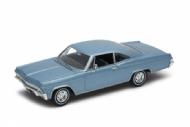 1965 CHEVROLET IMPALA SS 396 1/24 WELLY AZUL