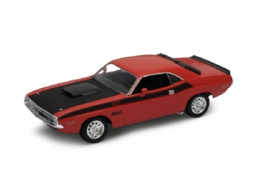 1970 DODGE CHALLENGER T/A 1/24 WELLY