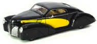 1937-39 Lincoln Custon Zephyr 1/43
