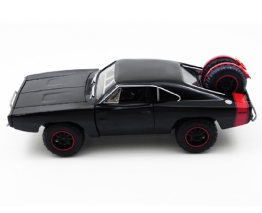 1970 CHARGER OFF ROAD ESCALA 1/24 VELOZES E FURIOSOS 7