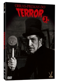 Obras-primas do Terror Vol. 3 (3 DVDs)
