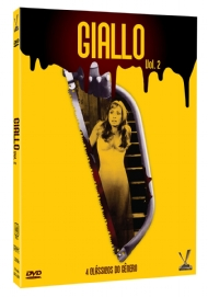Giallo Vol. 2 (Digistack com 2 DVDs)
