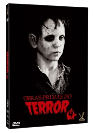 Obras-primas do Terror Vol. 4 (3 DVDs)