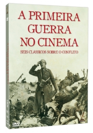 A Primeira Guerra no Cinema (3 DVDs)