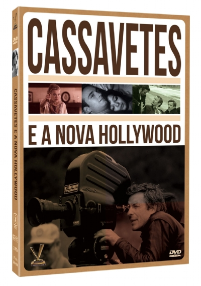 Cassavetes e a Nova Hollywood (2 DVDs)