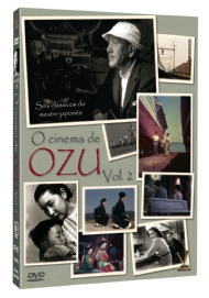O Cinema de Ozu Vol. 2 (3 DVDs)