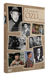 O Cinema de Ozu Vol. 3 (Digistack com 3 DVDs)